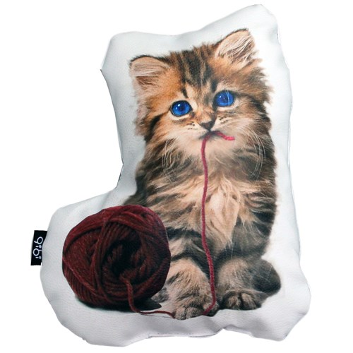 Gibidesing Tommy Yavru Kedi Yastık