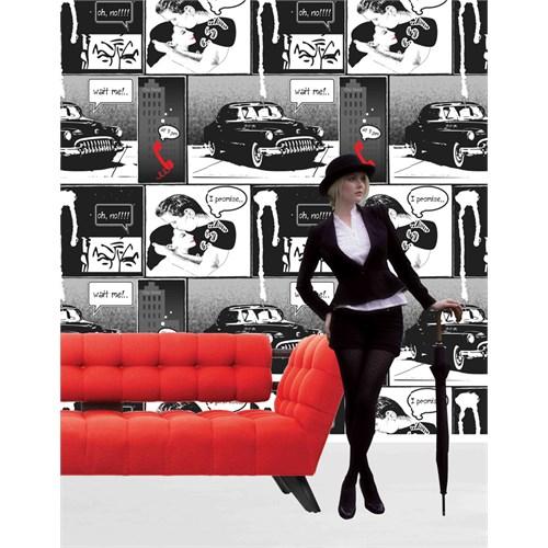 Bien Wallpaper 7070 Modern Desen Duvar Kağıdı