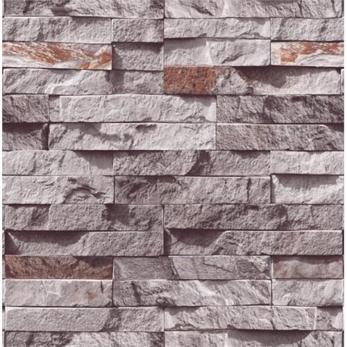Bien Wallpaper 9350 Taş Desen Duvar Kağıdı