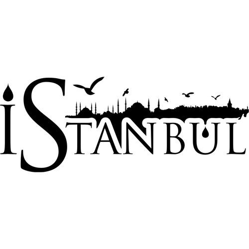 Sticker Masters İstanbul Siluet Duvar Sticker 8