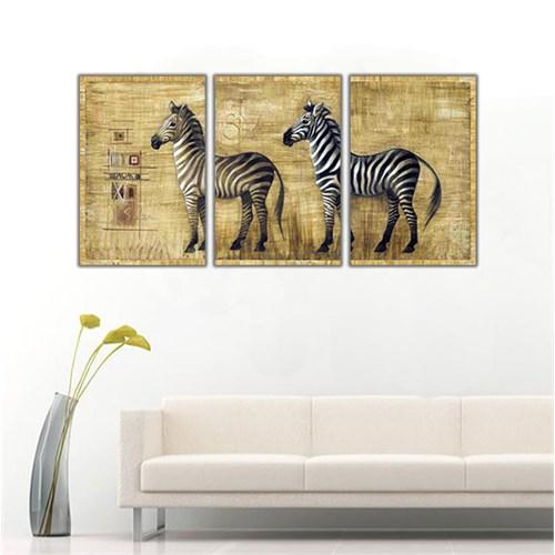 Ritmo Canvas Zebra Kanvas Tablo