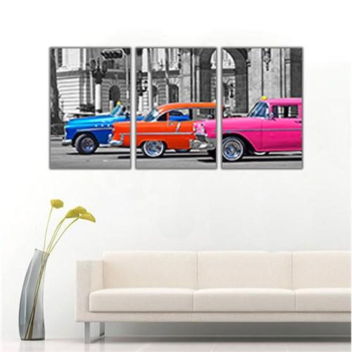 Ritma Canvas Küba Arabalar Kanvas Tablo