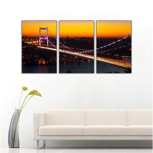 Ritmo Canvas Boğaz Köprüsü Kanvas Tablo