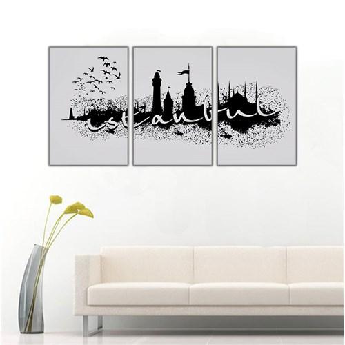 Ritmo Canvas İstanbul Kanvas Tablo