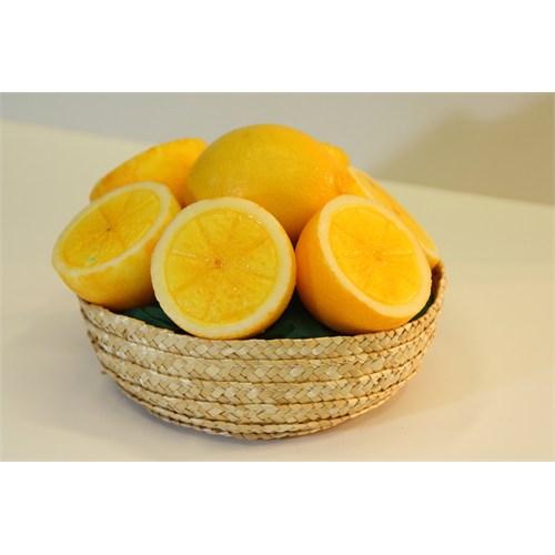 Edmis Doğal Meyve Kokulu Meyve Sabunu Yarım Limon Sepeti