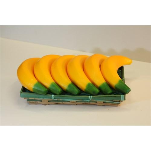 Edmis Doğal Meyve Kokulu Meyve Sabunu Muz Sepeti