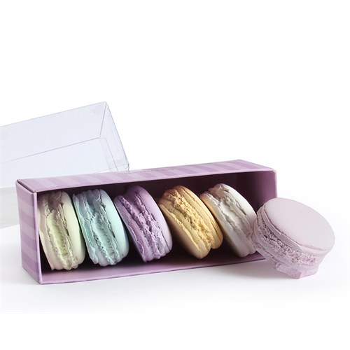 Ejoya Gifts Kokulu Taş Hediye Paketi Macaronlar