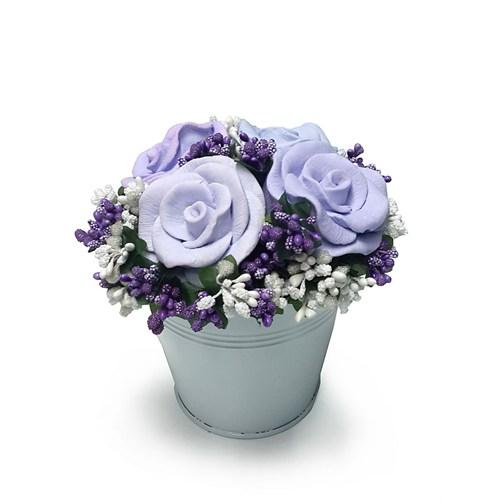 Ejoya Gifts Renkli Güller Aranjman