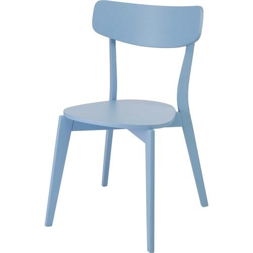 Sefes Bahar Sandalye 4 Adet / Mavi