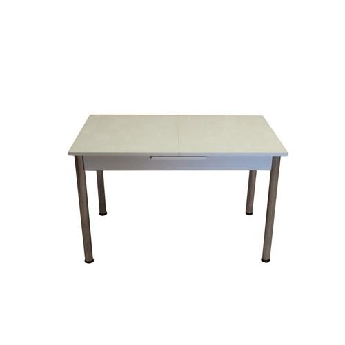 Mrt Mutfak masası takımı cam masa