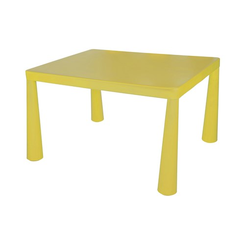 Mini Çocuk Masası Sarı