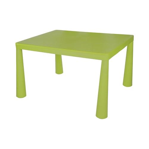 Mini Çocuk Masası Yeşil
