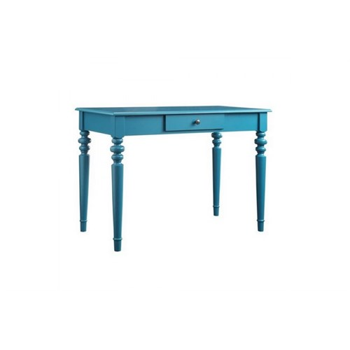 Woodenbend Anatole Çalışma Masası Mavi (70X110)