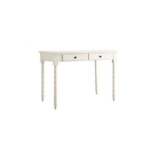 Woodenbend Belda Beyaz Çalışma Masası (70X110)
