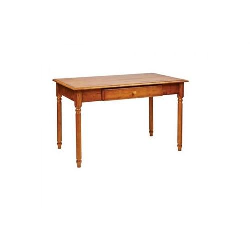 Woodenbend Troy Ceviz Çalışma Masası (90X140)