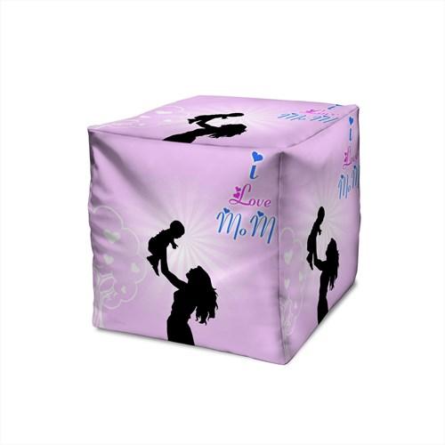 Dekorjinal Anneler Günü Puf Mday006