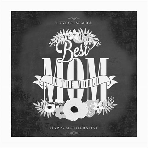 Dekorjinal Anneler Günü Mdf Tablo Mday026