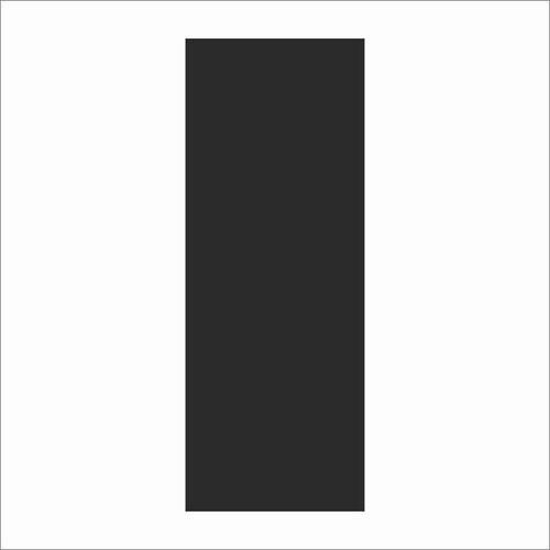 DekorLoft Dikdörtgen Uzun Yazılabilir Yaz Sil Sticker Ys58