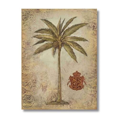 Ritmo-Palmiye Kanvas Tablo
