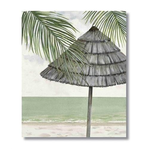 Ritmo-Palmıye Gölgesı Kanvas Tablo