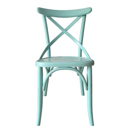 Albero Home Subazlı Thonet Sandalye Yeşil