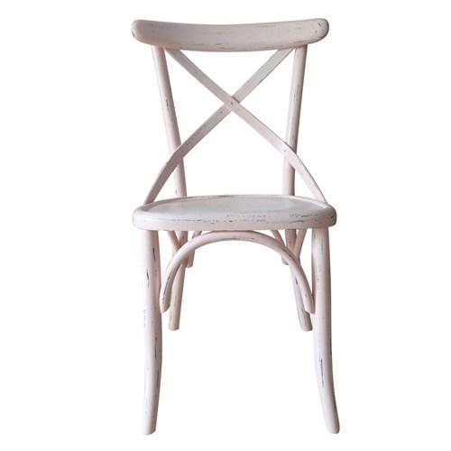 Albero Home Subazlı Thonet Sandalye Pembe