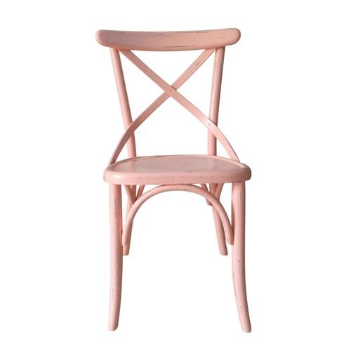 Albero Home Subazlı Thonet Sandalye Turuncu