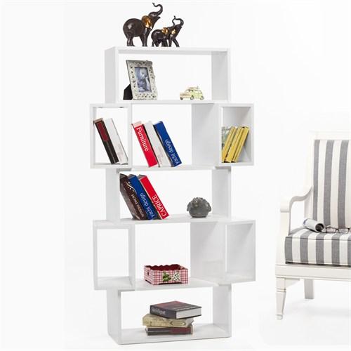 Evdebiz Box Kitaplık Beyaz