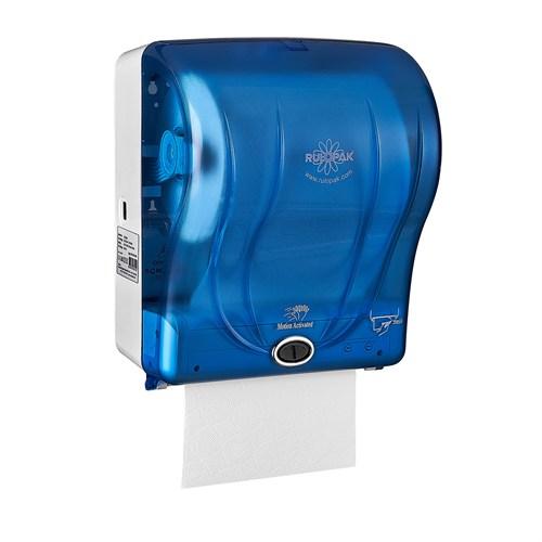 Rulopak R-1301 Sensörlü Havlu Makinesi Turkuaz Mavi 21 Cm