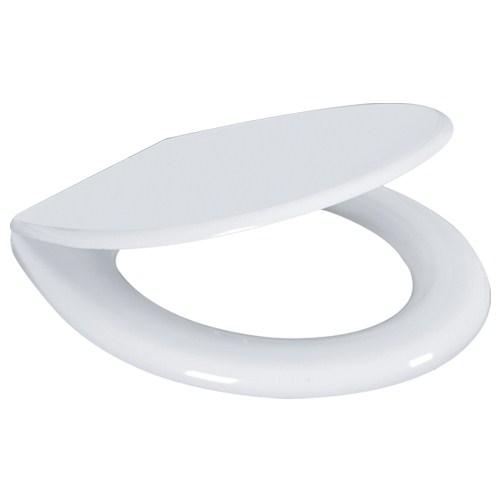 Jumbo Klozet Kapağı Beyaz