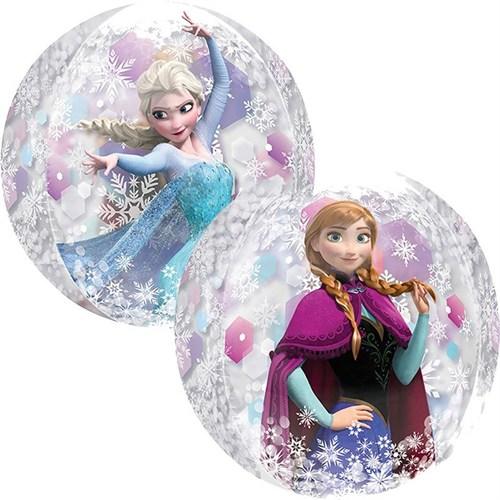 Pandoli 40 Cm Folyo Balon Frozen Anna Ve Elsa
