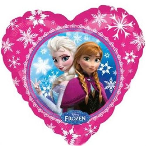 Pandoli 45 Cm Folyo Balon Frozen Anna Ve Elsa