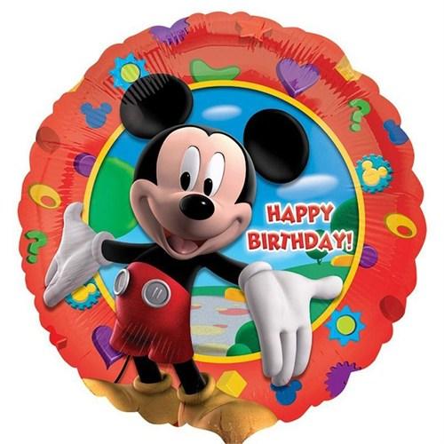 Pandoli 45 Cm Folyo Balon Mickey Clubhouse Birthday