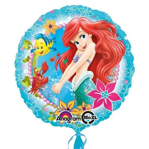 Pandoli 45 Cm Folyo Balon Ariel Under The Sea