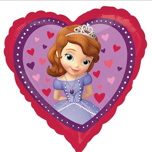 Pandoli 45 Cm Folyo Balon Sofıa The First Love