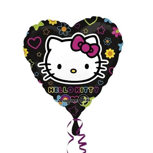 Pandoli 45 Cm Folyo Balon Hello Kitty Tween Heart