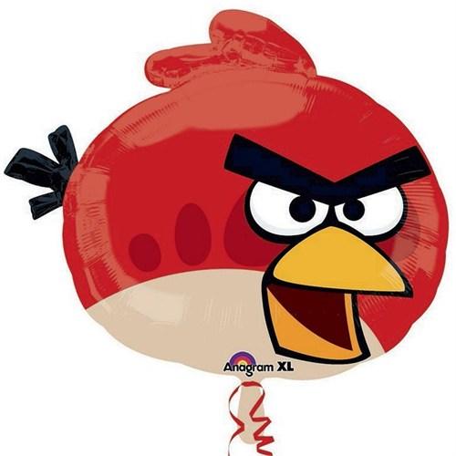 Pandoli Supershape Folyo Angry Bird Red Balon