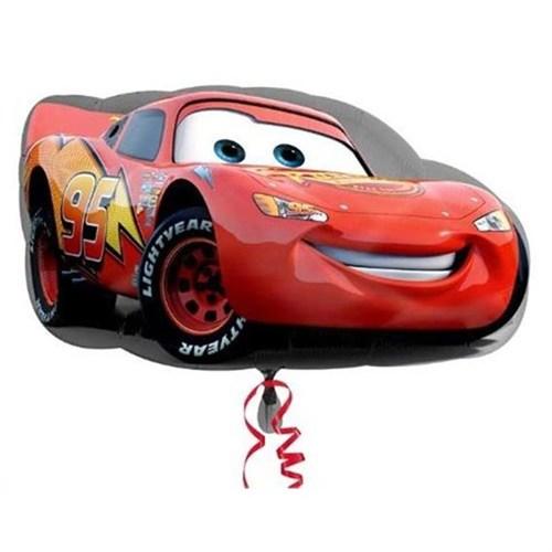Pandoli Supershape Folyo Cars Mc Queen Balon