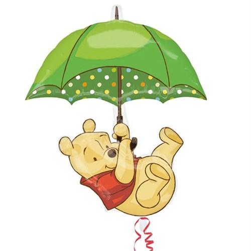 Pandoli Supershape Folyo Winnie The Pooh Balon