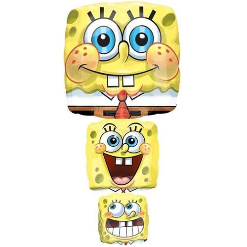 Pandoli Supershape Folyo Sponge Bob Stacker Balon