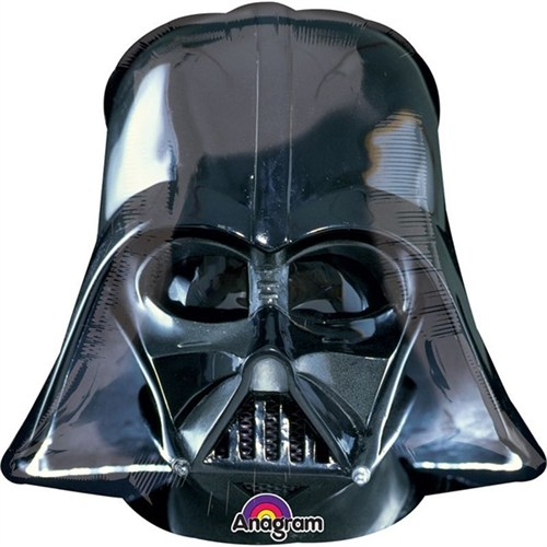 Pandoli Supershape Folyo Star Wars Darth Vader Balon