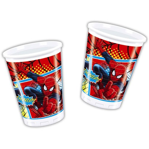 Pandoli The Ultimate Spiderman Bardak 180/200 Cc (8Ad)