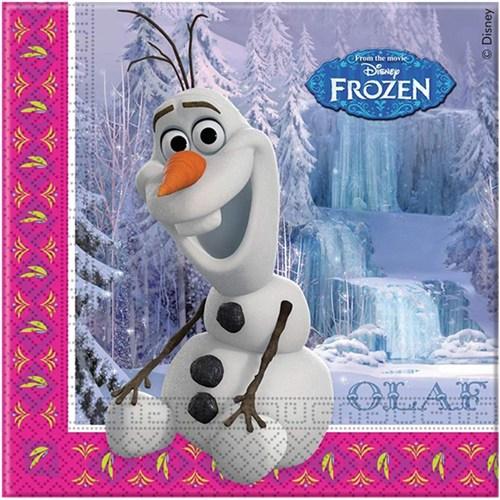 Pandoli Frozen Olaf Kağıt Peçete 33X33 Cm (20 Ad)
