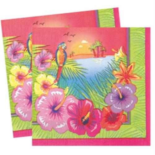 Pandoli Luau Party Kağıt Peçete 33X33cm 16 Ad