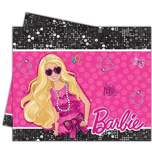 Pandoli Barbie Klasik Masa Örtüsü 120X180 Cm