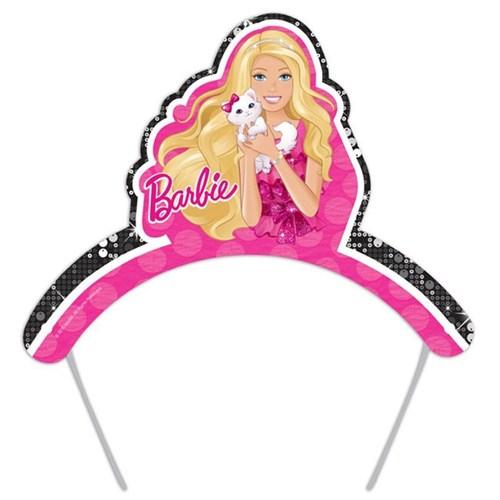Pandoli Barbie Klasik Taç 6 Adet