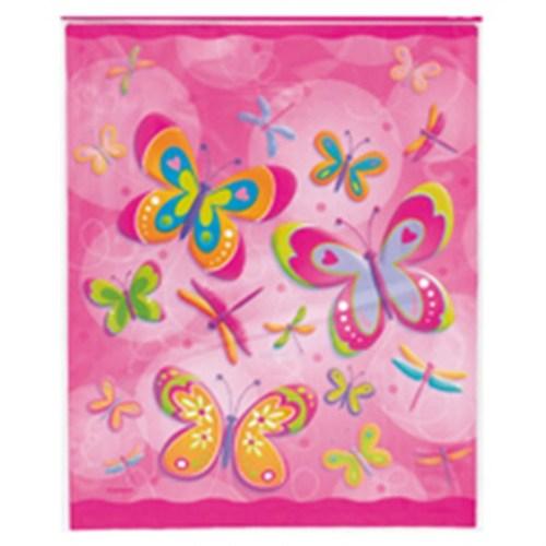 Pandoli Butterflies Dragonflies Parti Çantası 8 Ad
