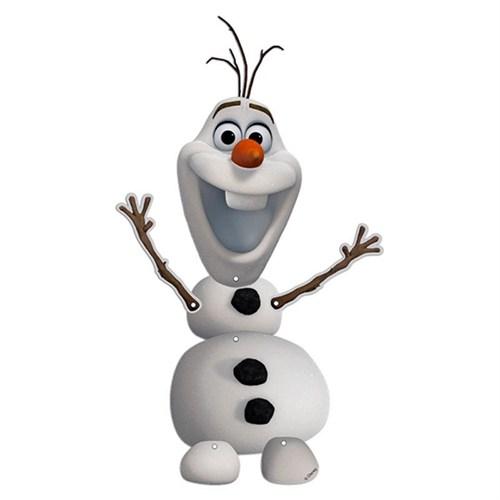 Pandoli Frozen Olaf Asmalı İp Süs