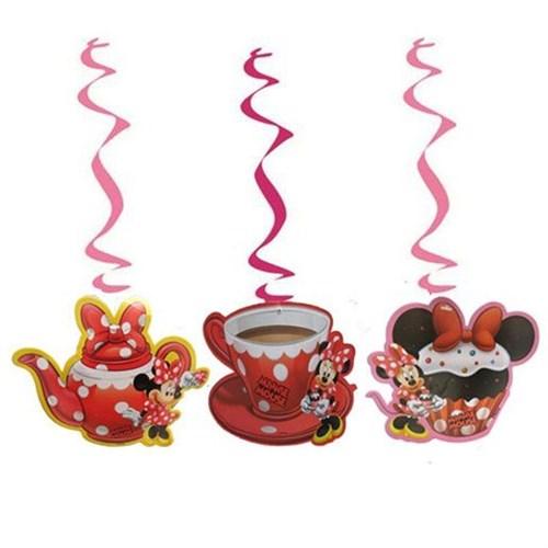 Pandoli Minnie Cafe Asmalı İp Süs