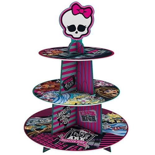 Pandoli Monster Hıgih Klasik Cupcake Standı